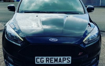 FORD FOCUS ST 2.0TDI REMAP.
