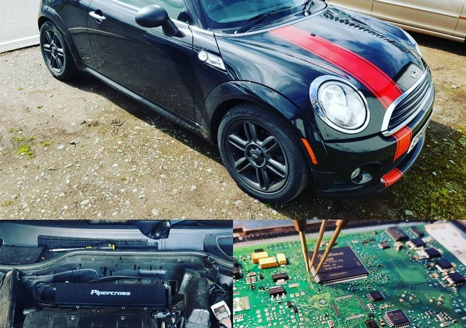 MINI ONE 1.6I NOW STAGE 1 TUNED.