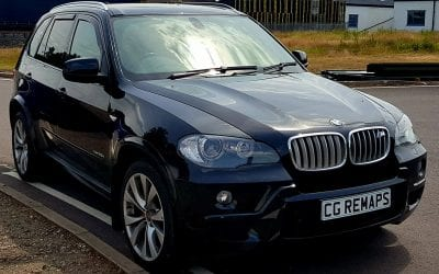 BMW X5 35D NOW STAGE 1 TUNED.