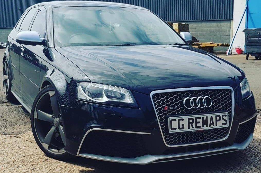 AUDI RS3 2.5TFSI NOW STAGE 1 TUNED