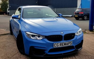 BMW M4 NOW STAGE 1 TUNED
